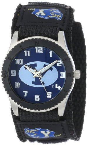 game-time-tamano-mediano-col-rob-byu-novato-brigham-young-novato-negro-serie-reloj