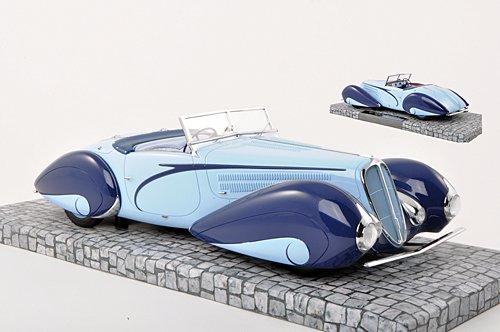 delahaye-type-135-m-convertible-light-blue-grey-1937-model-car-ready-made-minichamps-118