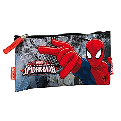 Portatodo Spider-Man Marvel Dark plano