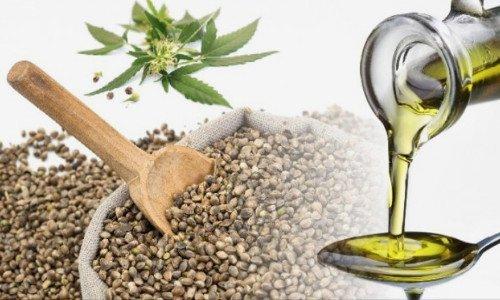 Huile végétale de Chanvre BIO - Riche en oméga-6 et oméga-3, cette huile redonne douceur et élasticité à la peau, restructure la membrane cellulaire et lutte contre la déshydratation - 50 ml