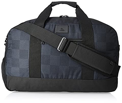 Quiksilver valise shelter medium Taille unique Noir - Bp Cap Checks Black