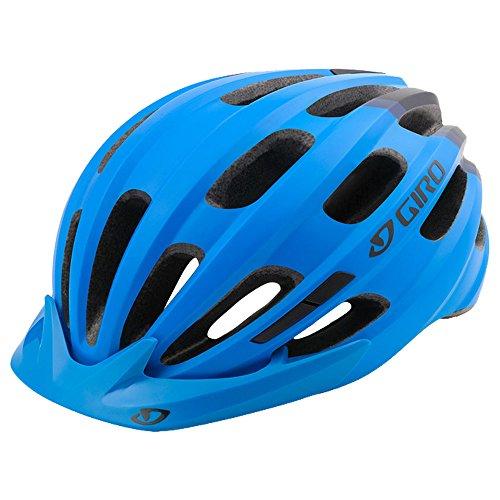Sitz Jugend Fahrrad (Giro Hale Jugend Fahrrad Helm Gr. 50-57cm blau 2018)