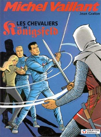 Michel Vaillant, tome 12 : Les chevaliers de Königsfeld par Jean Graton