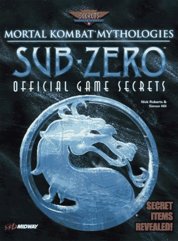 mortal-kombat-mythologies-sub-zero-official-game-secrets