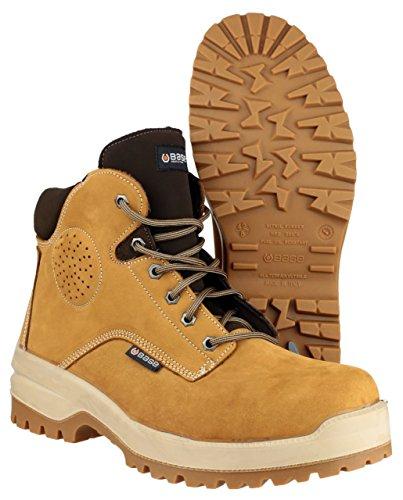 Base Boots b0716Camel Top S3HRO HI CI SRC Bottes Beige - Beige