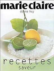 Marie-Claire : Recettes saveur