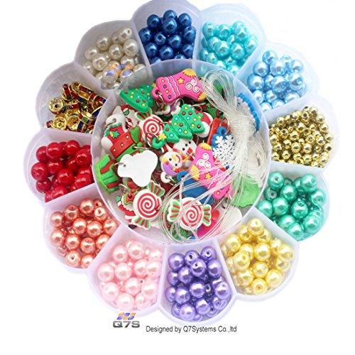 q7s-bijoux-multi-couleurs-perles-de-studioverre-rond-enfants-enfants-diy-beads-ensemble-de-jouets-br