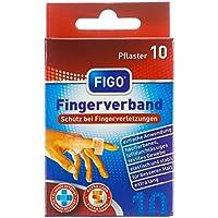 Figo Fingerverband12cm extra lang, 2er Pack (2 x 10 Stück) preisvergleich bei billige-tabletten.eu