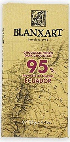 Chocolate Negro Ecuador 95%   Blanxart