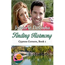 Finding Harmony: Cypress Corners Series Book 1 (English Edition)