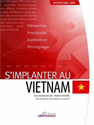 S'implanter au Vietnam