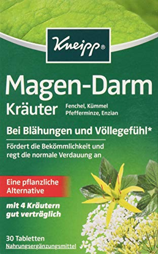 Lebensmittel Anis Öl (Kneipp Magen-Darm Kräuter, 2er Pack (2 x 30 Tabletten))