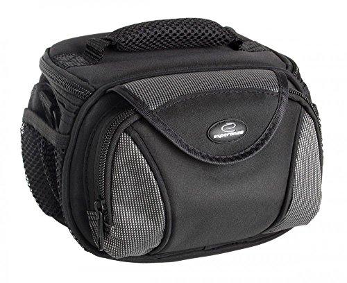 Universal Camcorder Tasche mit Platz für Zubehör - Innen Maße: 16 x 9 x 12 cm
