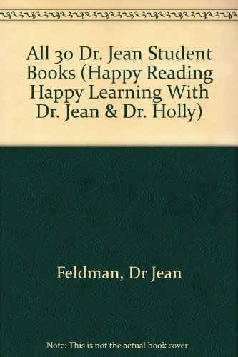 Dr. Jean Student Books Set (Happy Reading Happy Learning With Dr. Jean & Dr. Holly)