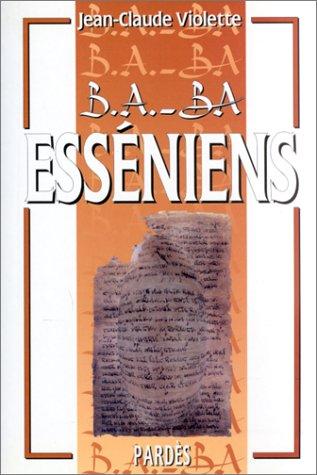 B.A.-BA des Esséniens