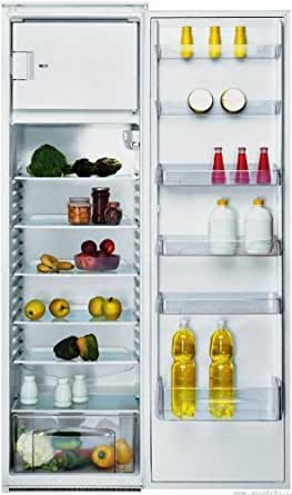 Candy CFBO 3550 E - frigos combines (Intégré, Blanc, Placé en haut, Droite, A+, 4*)