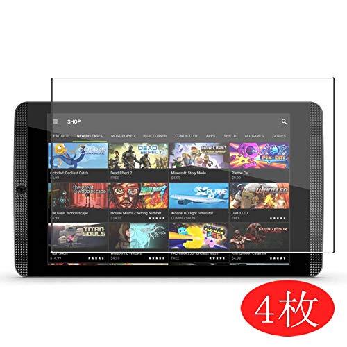 """vetro temperato nvidia shield tablet k1 VacFun 4 Pezzi Trasparente Pellicola Protettiva per NVIDIA Shield K1 8"""""""