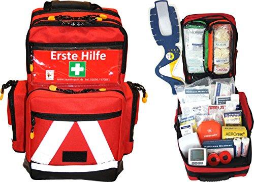 Erste Hilfe Notfallrucksack Sport, Sportvereine,...