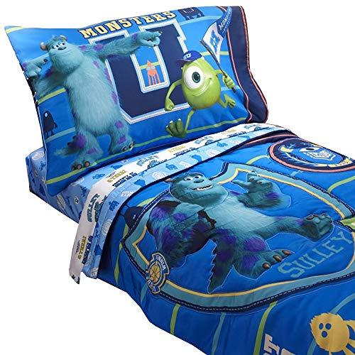 Disney Monsters University Junior Panneau Housse De Couette Lit Bebe