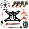 GEHOO DIY Mini Racer Drone with camera 800tvl Transmission SBUS/FS-X6B/RFASB/R6DSM Receiver Brushless Motor for RC Quadcopter