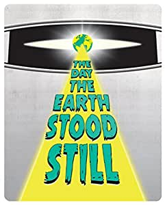 The Day The Earth Stood Still - Limited Edition Steelbook [Blu-ray] [1951]
