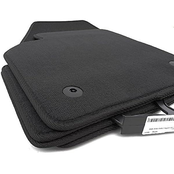 Kh Teile Fußmatten S40 V50 C30 Velours Automatten Passgenau Original Qualität 4 Teilig Schwarz Auto