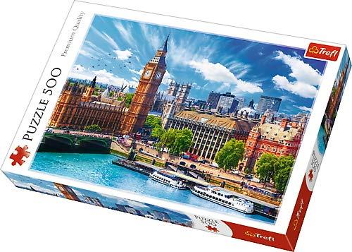 'Puzzles-1000-Sunny Day en Londres