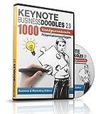 Keynote BusinessDoodles 2.0 - 1000 Handgezeichnete Präsentationsvorlagen für Keynote - Business & Marketing Edition - Für Mac -
