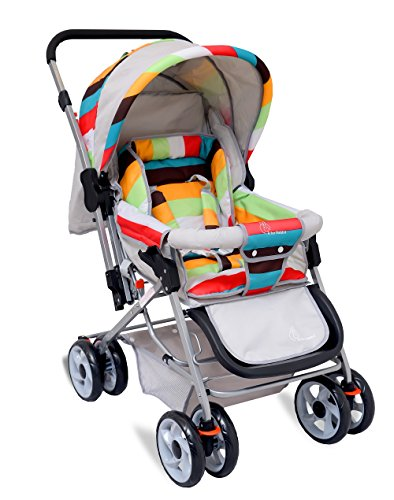 Lollipop - The Colorful Pram - Baby Stroller from R for Rabbit