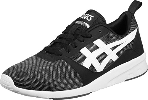 Asics H7g1n 0101, Chaussures de Fitness Mixte Adulte, Blanc Black/White
