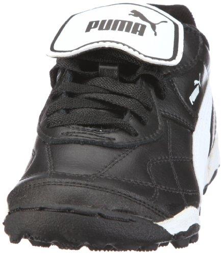 Puma - Esito Classic Tt Jr, Scarpe da calcio Unisex – Bambini Nero (Schwarz/black-white)
