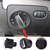 Zyurong New Vehicle Car Electric Headlight Control Switches Buttons Suitable For MK5, R32, Mk5, MK6 Mk6 Golf R Passat B6 Passat CC Tiguan EOS