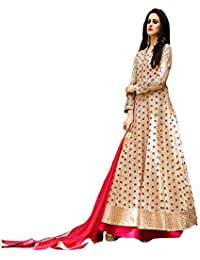 Salwar Suits Dresses And Dress Materials For Women Party Wear Collections With Heavy Tapeta Silk Dresses For Girls...