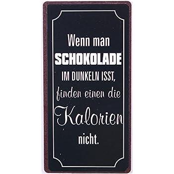 Amazon.de: Vintage Magnet mit Sprüchen und Weisheiten im