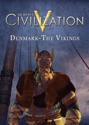 Sid Meier's Civilization V Szenario Pack Denmark The Vikings DLC