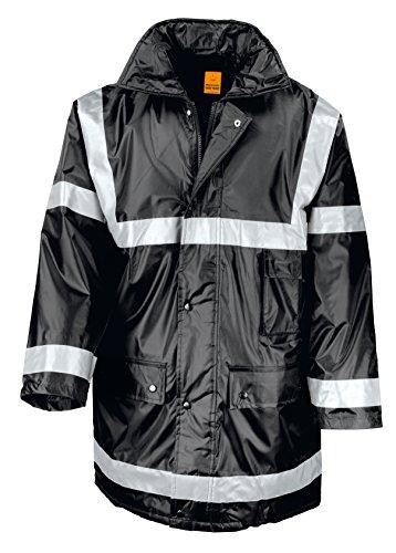 Manteau de gestion Work-Guard Noir