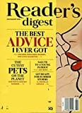 READERS DIGEST/USA [Jahresabo]