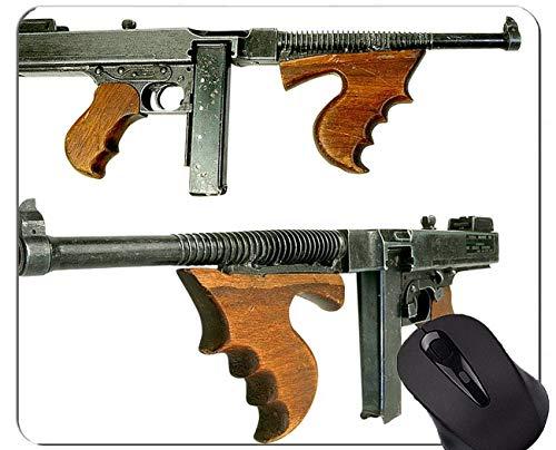 Mauspad Anti-Rutsch, Gun Gale Online Gun Rutschfeste Gummibasis Mousepad -
