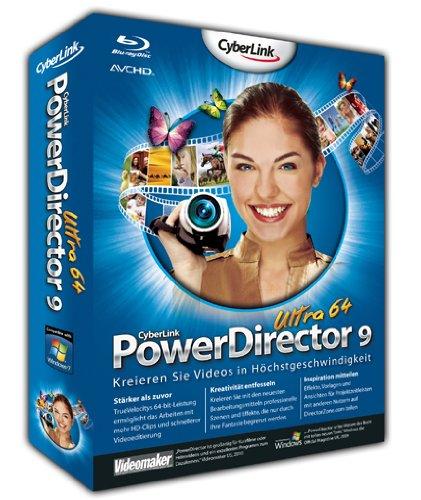 Cyberlink PowerDirector 9 Ultra64