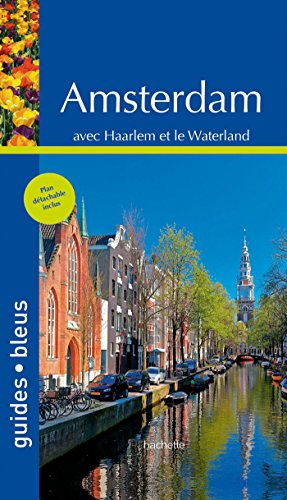 Book's Cover of Guide Bleu Amsterdam