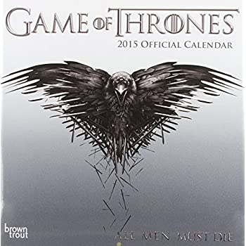 Game of Thrones 2015 Official Calendar-