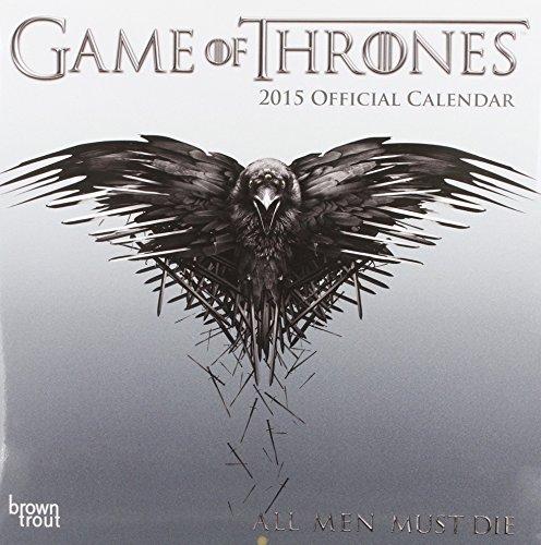 Game of Thrones 2015 Official Calendar-