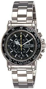 Giordano Chronograph Black Dial Men's Watch P131-11