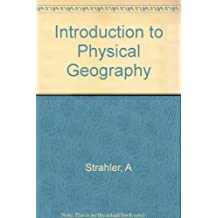 Introduction to Physical Geography