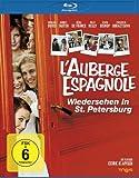 L'auberge espagnole - Wiedersehen in St. Petersburg [Alemania] [Blu-ray]
