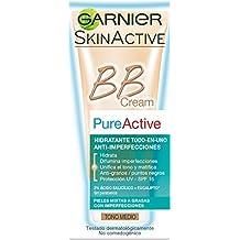 Garnier BB Pure Active Anti-Imperfecciones Tono Medio - 50 ml