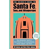 The Insider's Guide to Santa Fe, Taos, and Albuquerque by Bill Jamison (1996-01-24)