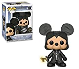 Funko Pop! Disney # 334 Organisation de Kingdom Hearts 13 Mickey Chase + Protecteur de bruit