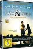 DVD Cover 'Love & Dance