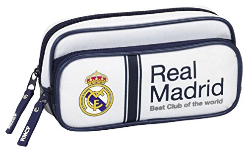 Real Madrid -TROUSSE SCOLAIRE DOUBLE
